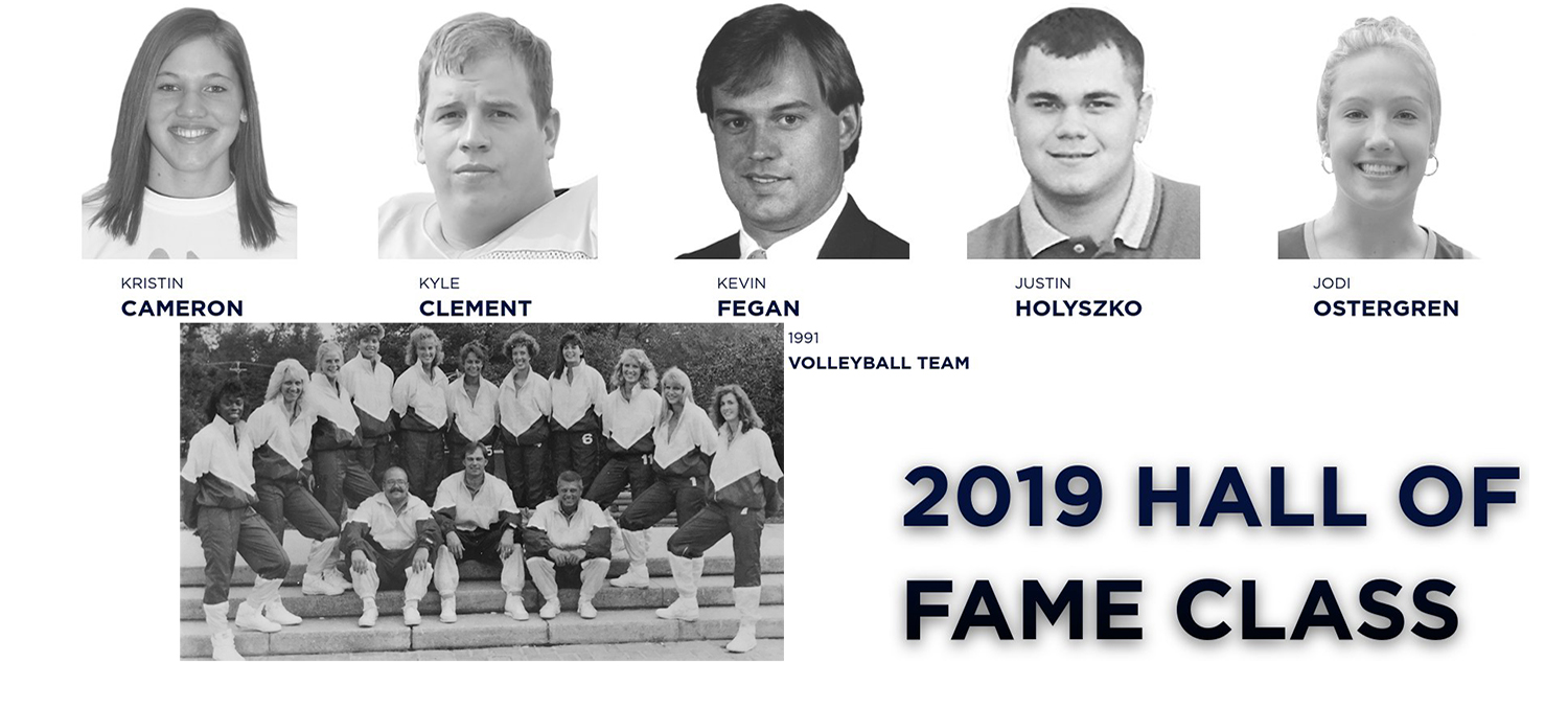 Hall of Fame Class 2019