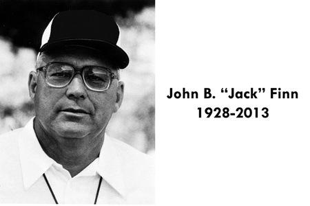 "John B. ""Jack"" Finn ... 1928-2013"
